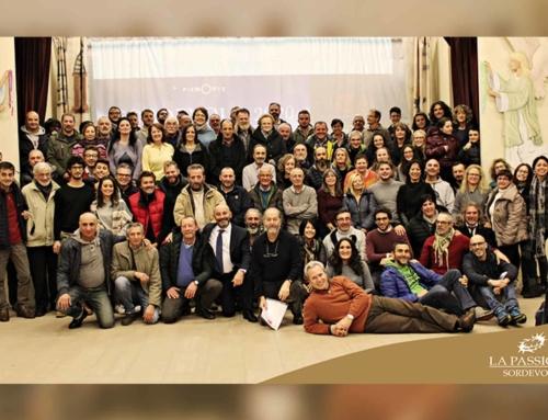Personaggi e interpreti Passione di Sordevolo 2020
