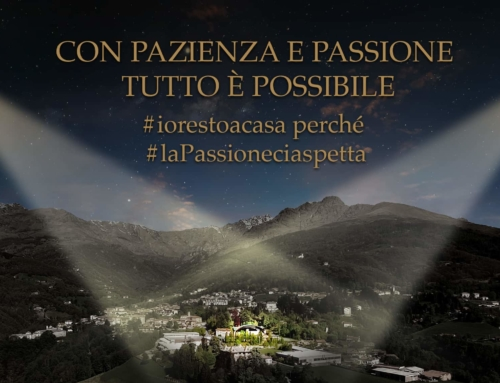 COVID-19: con pazienza e Passione tutto è possibile