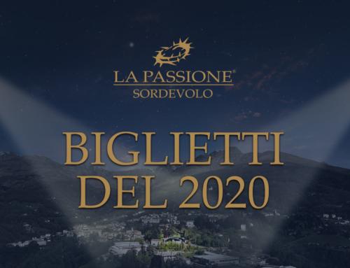 Disposizioni su biglietti 2020