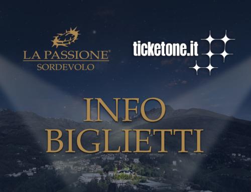 Comunicato per chi ha acquistato il biglietto sulla piattaforma TicketOne