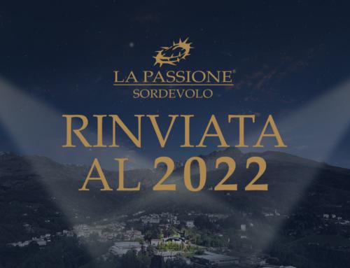 La Passione nel 2022